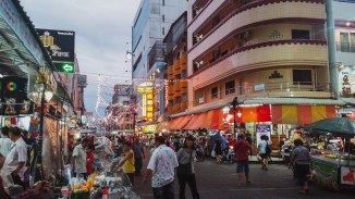 Hat Yai main town