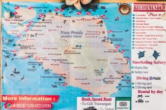[2018] MAP captured from Nusa Penida