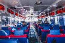 Speed Boat Interior