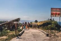 Entrance to Atuh Beach